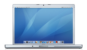 15 macbook pro La MacBook Pro es la mejor notebook para correr Windows Vista