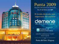Demene Punta del Este 2009